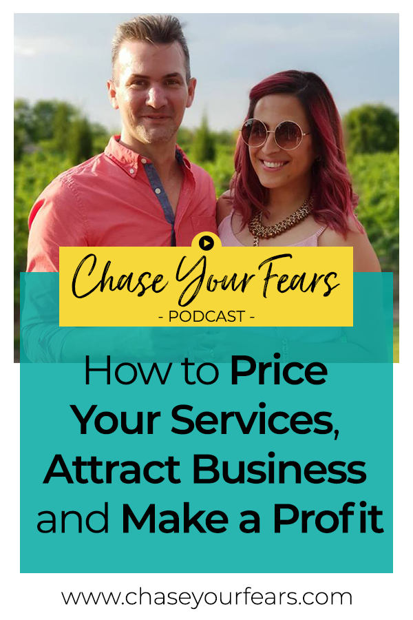 How to Price Your Services, Attract Business and Make A Profit